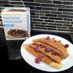 Shape proteinpannkaka